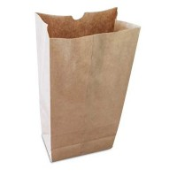 Brown Paper Bags - 10 pounds / 500 bags