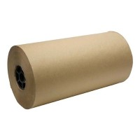 "Brown Kraft Paper Roll - 24"" x 1000'"