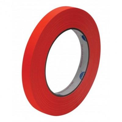 """Ruban vinyle rouge pour dévidoir - 0,375""""X165M (9MM)"""