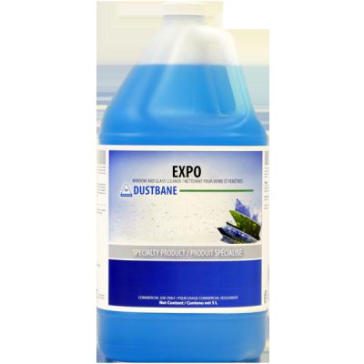 Expo - Nettoyant pour verre et fenêtres - 5 litres