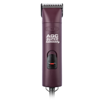 Professional clipper AGC 2 from Andis - Super 2 speeds - burgundy