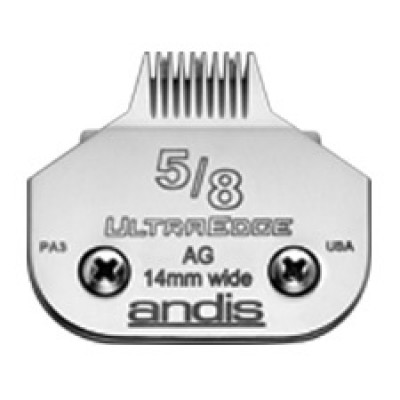 """Lame Andis # 5/8 coupe pour pattes - 14 mm - 5/8"""""""