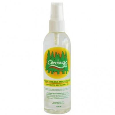 Chasse-moustiques pour adulte Naturel Citrobug - 125 ml / 4 oz