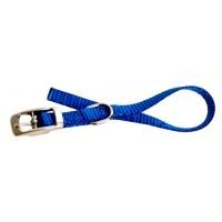 Collier simple avec boucle style ceinture - 3/8'' X 8''