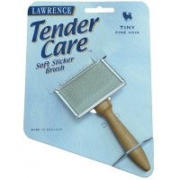 Brosse Slicker Tender Care - extra-petite - Lawrence