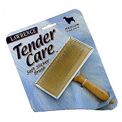 Brosse Slicker Tender Care - moyenne - Lawrence