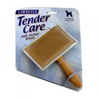 Brosse Slicker Tender Care - Grande - Lawrence