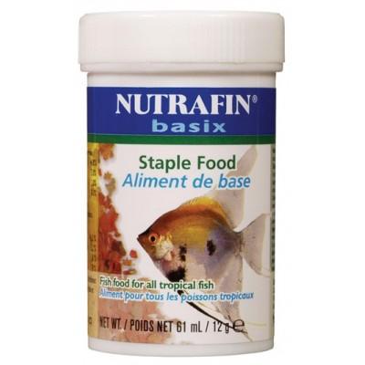 Nutrafin aliments pour poissons tropicaux - 12 g