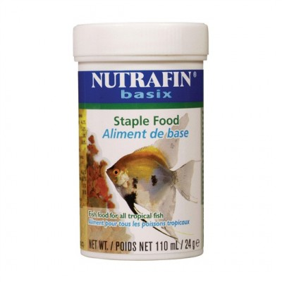 Nutrafin aliments pour poissons tropicaux - 24 g