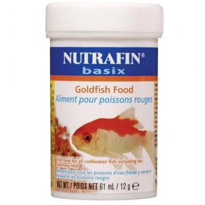 Nutrafin aliments pour poissons rouges - 12 g