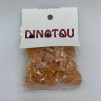 Papayes séchées, emballage de 40 g, avec étiquette pour suspendre