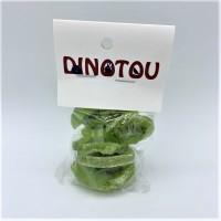 Tranches de kiwi séchées, emballage de 45 g, avec étiquette pour suspendre