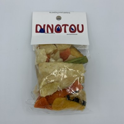 Croustilles de légumes, emballage de 30 g, avec étiquette pour suspendre