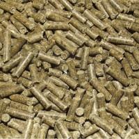 Moulée avec ingrédient contre la pasteurellose et la coccidiose, chaudière 15 KG