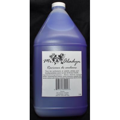 Shampooing raviveur de couleurs - 3.8 L - Mr. Aladyn