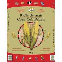 Litière Rafle de maïs Picardie 4 kg