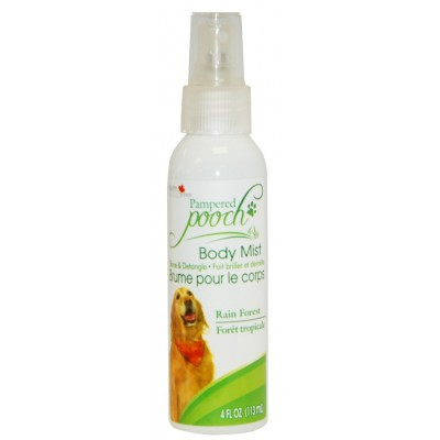 Brume pour le corps - Forêt Tropicale - 4 oz - Pampered Pooch