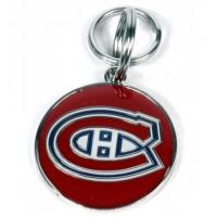 Médaille NHL CANADIENS de MONTRÉAL pour chien (ou porte-clés)