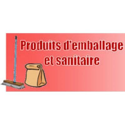 Produits d'emballage et sanitaire