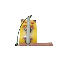 "Cement Perch/Swing Combo - 18 mm x 15 cm (¾"" x 6"") + 18 mm x 15 cm (¾"" x 6"") - PERCH UP - Various colors"