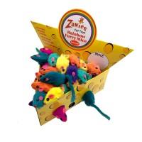 Souris multicolores - Boîte de 60