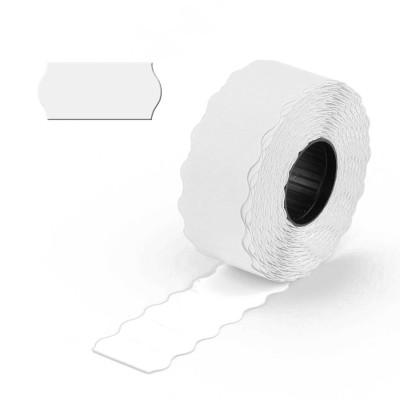 Étiquettes blanches modèle 2212 - 1 ligne - (9 x 1225)