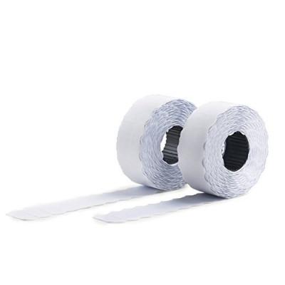 Étiquettes blanches modèle 2216 - 2 lignes - (9 x 1000)