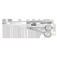 "Curved Roseline Scissors - 8.5"""
